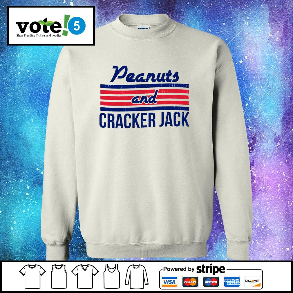 Peanuts and cracker jack Sweater