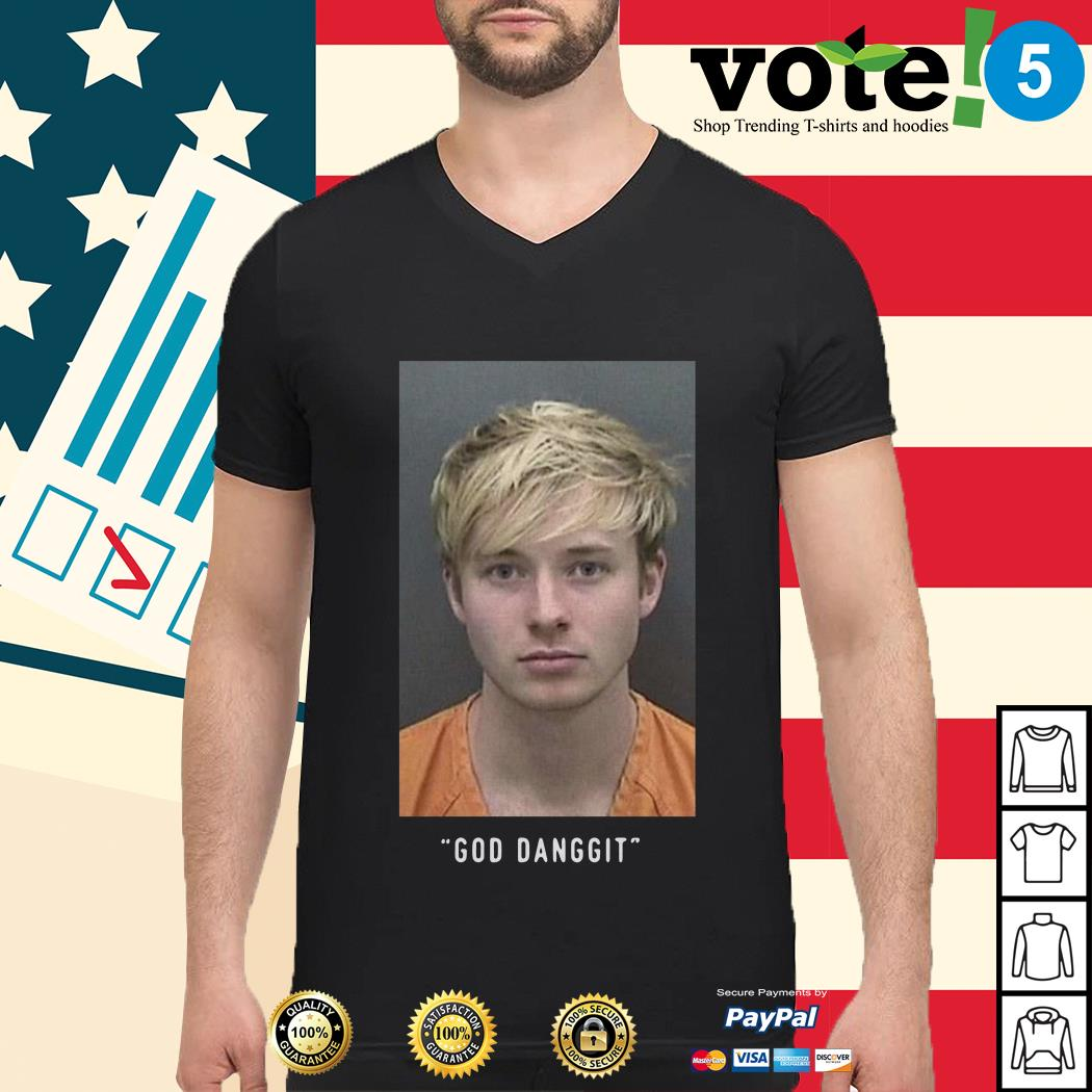 Sam Golbach God danggit Guys shirt