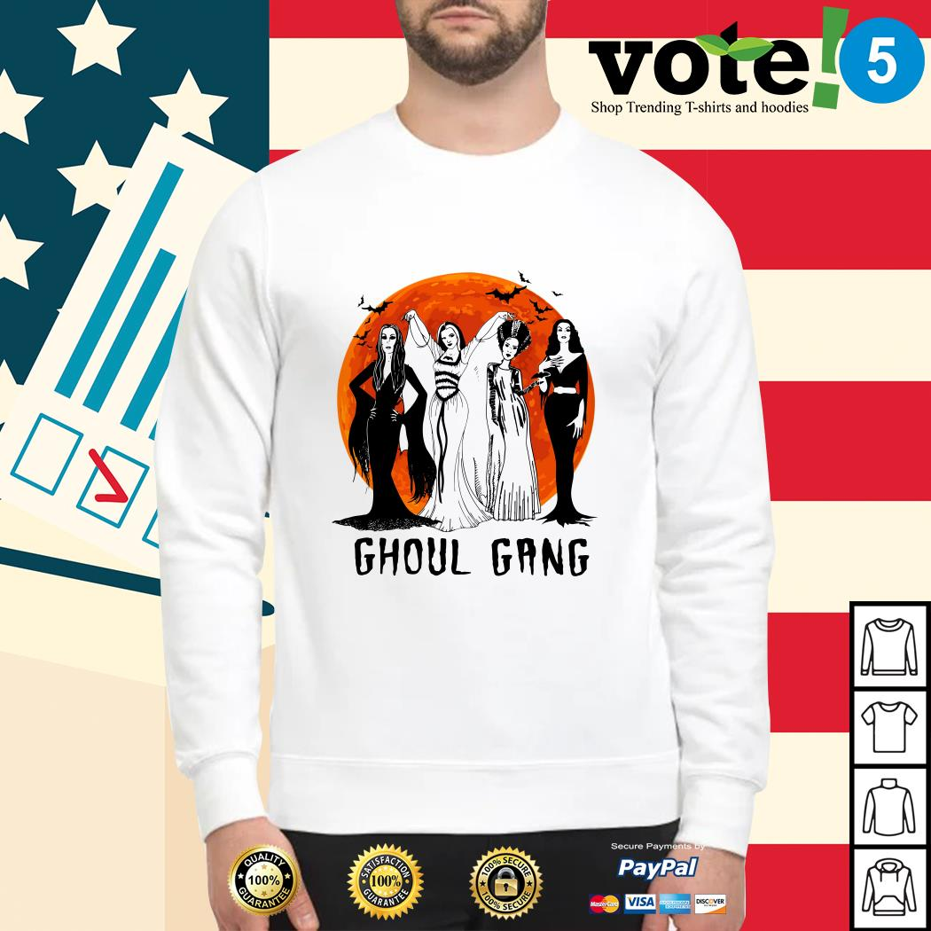 Halloween Ghoul Gang Sweater