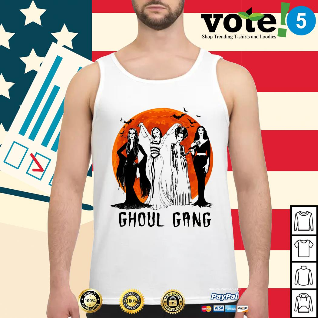 Halloween Ghoul Gang Tank top
