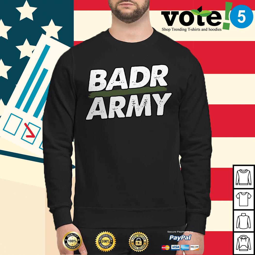 Official badr army Sweater