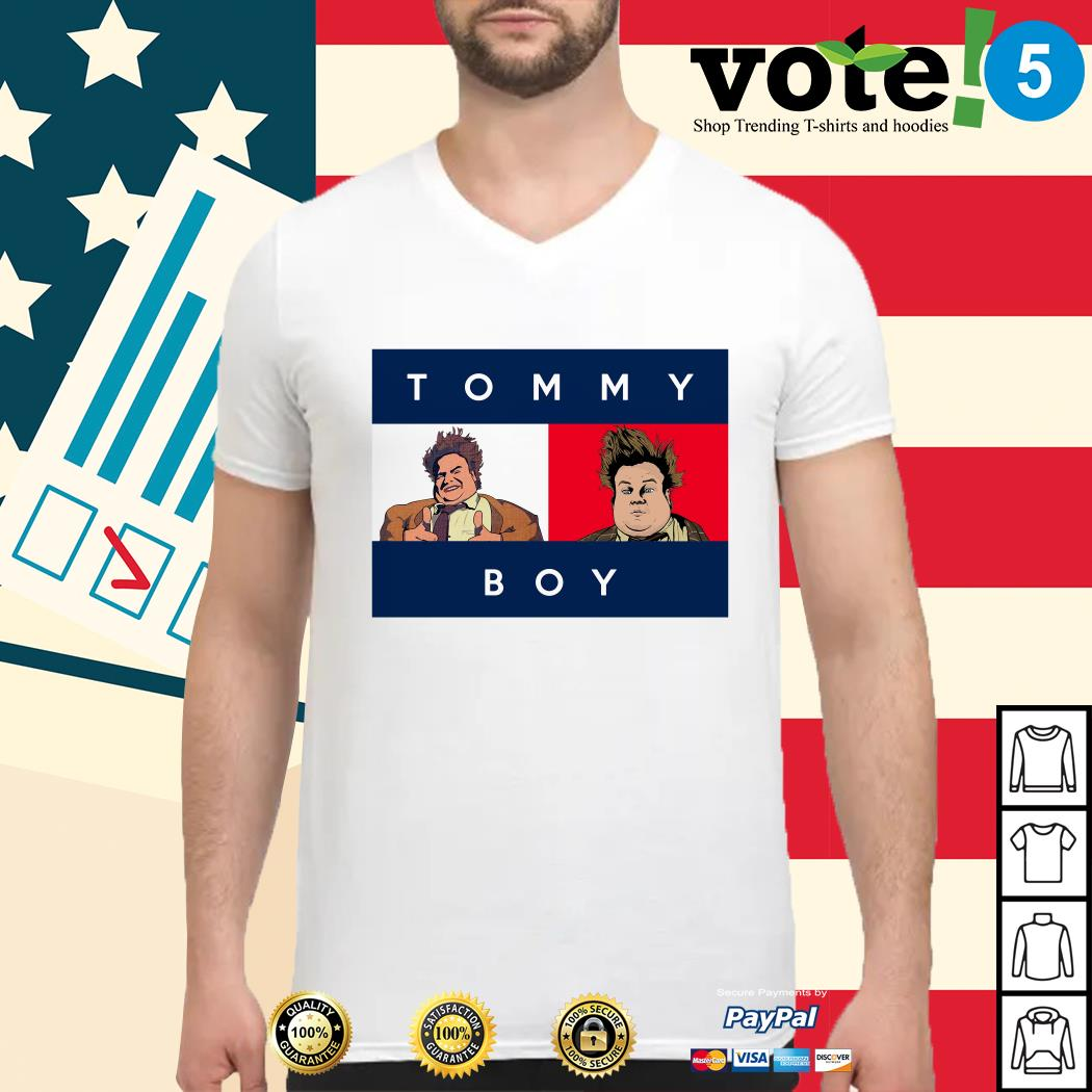 Tommy The Tommy Boy Blade Guys shirt