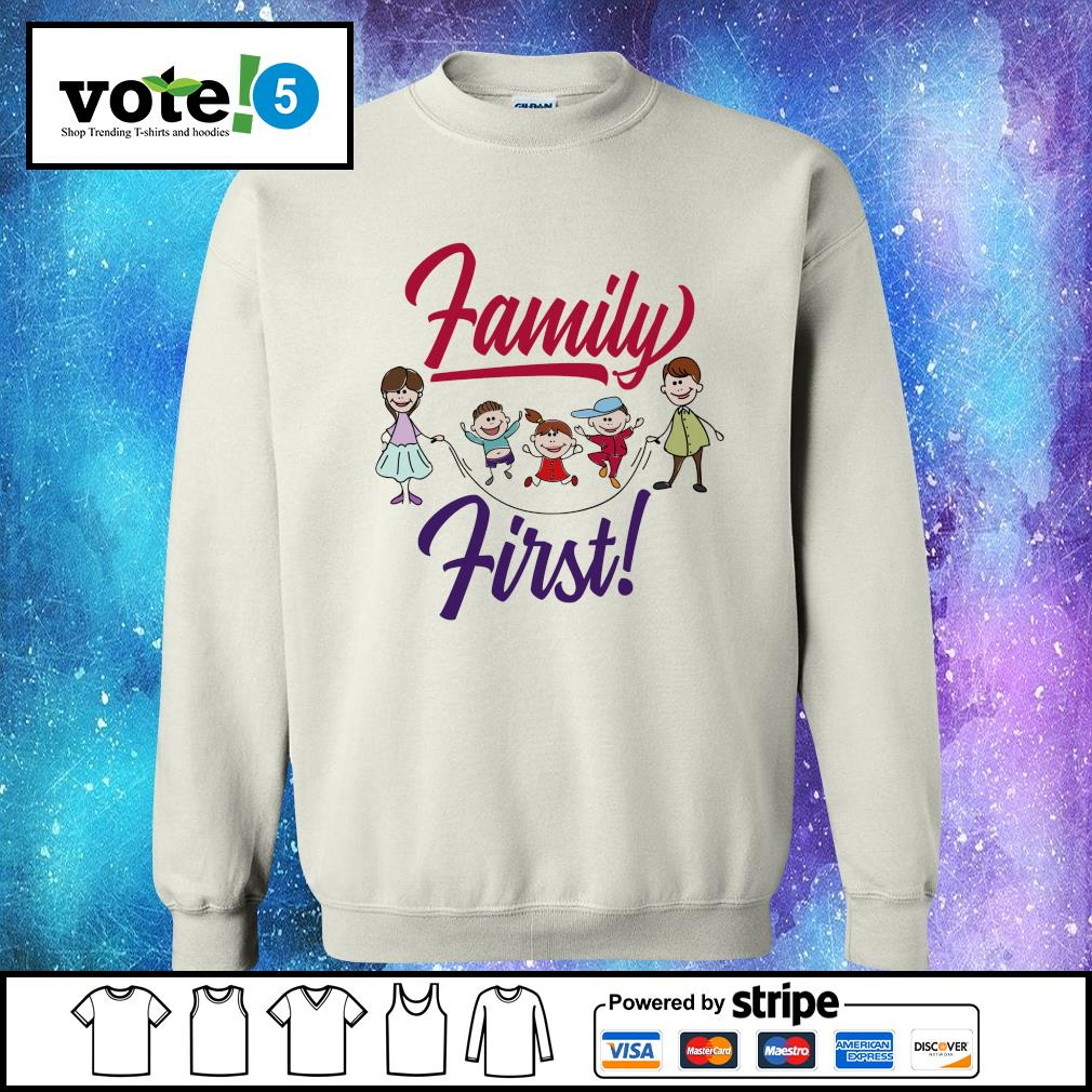 Official Family first s Sweater
